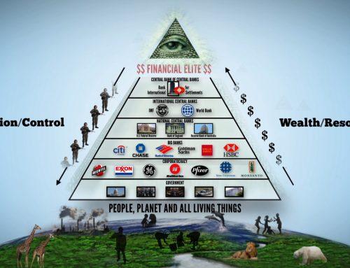 Podążaj Śladem Pieniądza – Piramida Władzy