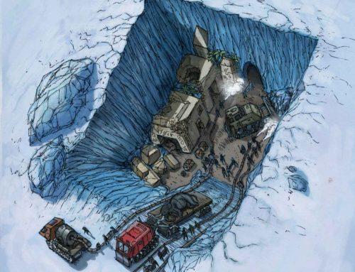 Etap Końcowy: Atlantyda na Antarktyce, Starożytne Ruiny Pozaziemskich Cywilizacji , Część II