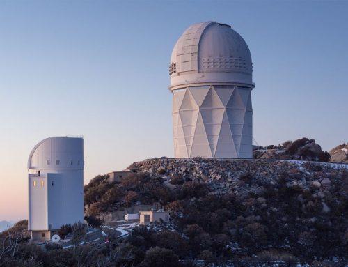Q news odc. 4 – obserwatoria, ET, satelity.