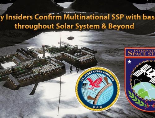 Informatorzy w Marynarce Wojennej USA potwierdzają wielonarodowe tajne programy kosmiczne z bazami w całym Układzie Słonecznym i poza nim