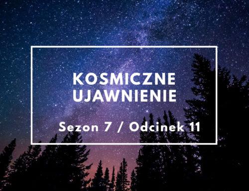 KU: Sezon 07, odcinek 11 – W poszukiwaniu początków Tajnego Programu Kosmicznego z Michaelem Sallą – audio