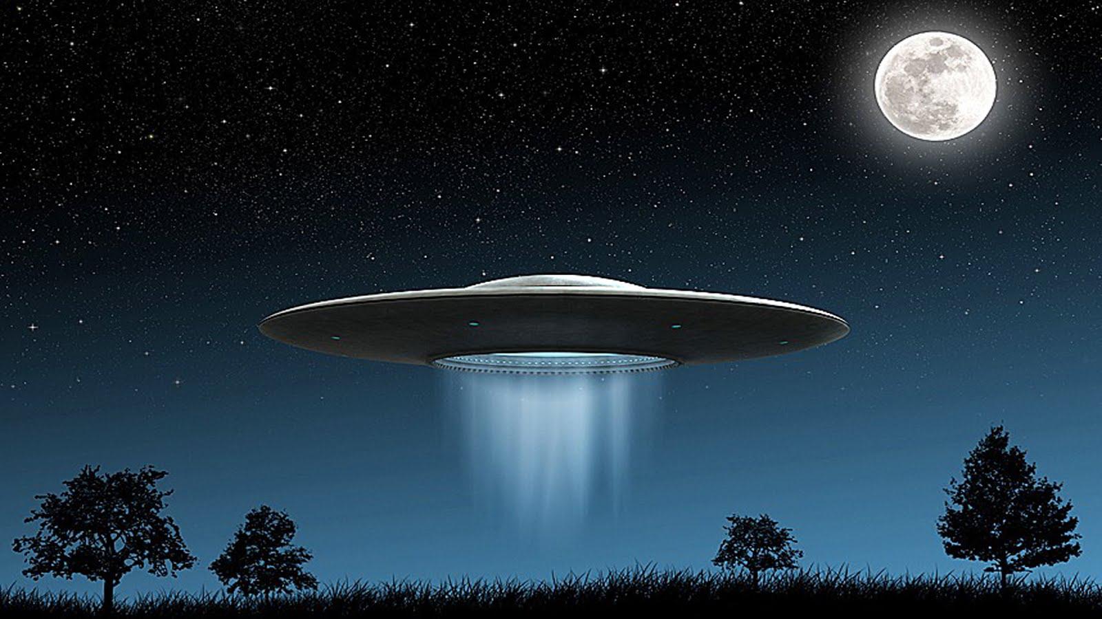 """Harmonia Kosmosu – prezentacja """"Cywilizacja Ludzka a Niezidentyfikowane Obiekty Latające""""."""