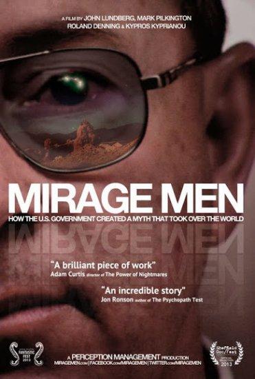 Mirage Men – Z Prawdziwego Archiwum X