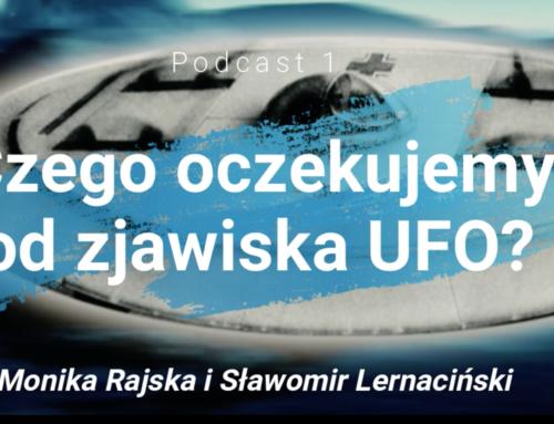 Czego oczekujemy od zjawiska UFO?