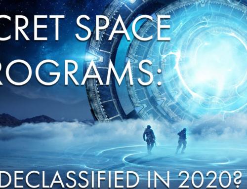 TAJNY PROGRAM KOSMICZNY: Czy odtajnienie nastąpi w 2020 roku? (Nowy, bezpłatny film).