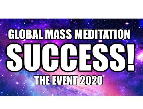 Zaproszenie do medytacji  – 4 i 5 kwietnia 2020 r.