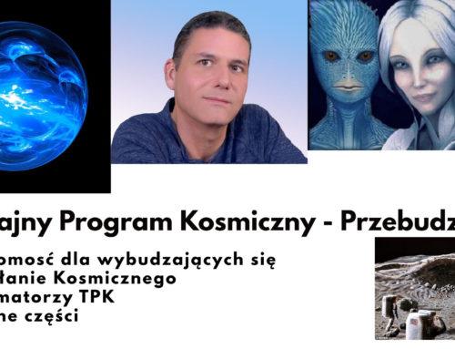 Cz1 Tajny Program Kosmiczny – Przebudzenie