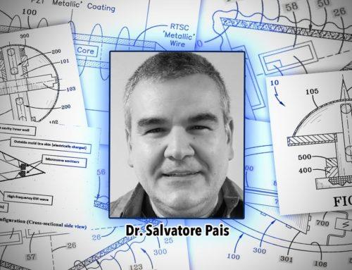 """Tajemniczy wynalazca dziwnych """"patentów UFO"""" Marynarki Wojennej USA w końcu przemówił."""