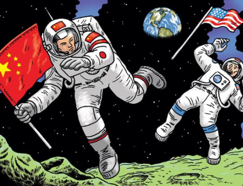 Wojsko Amerykańskie Przewiduje Ogromną Rywalizację o Zasoby Księżycowe