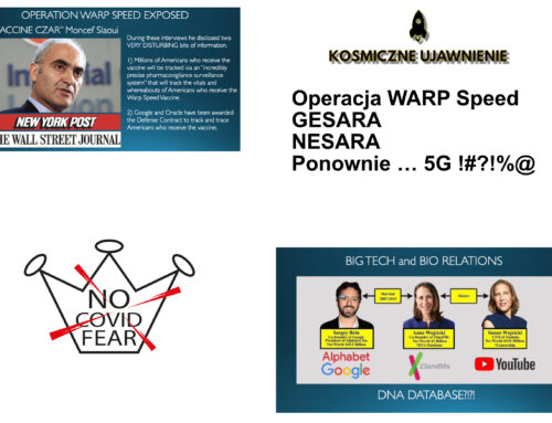 Operacja WARP Speed – Wielki Reset