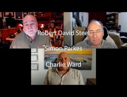 Wywiad Roberta Davida Steela z Simonem Parksem i Charlie Wardem