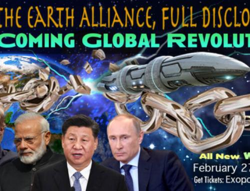 Sojusz Ziemski, pełne ujawnienie – nadchodzi globalna rewolucja