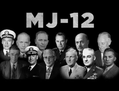 Majestatyczna Dwunastka – MJ-12