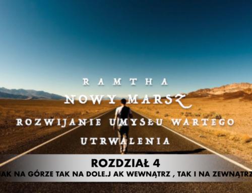 Ramtha – Nowy marsz – rozwijanie umysłu wartego utrwalenia (rozdział 4) audiobook PL 🎧